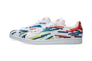"adidas Originals Stan Smith ""White/Red/Multi"""