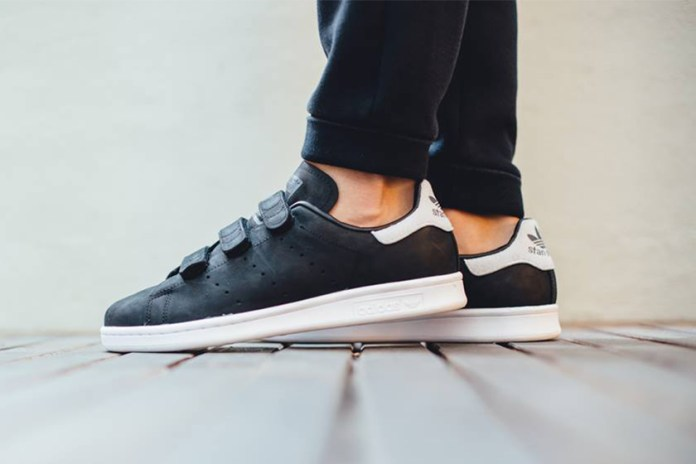 """adidas Originals Stan Smith CF """"Core Black"""""""
