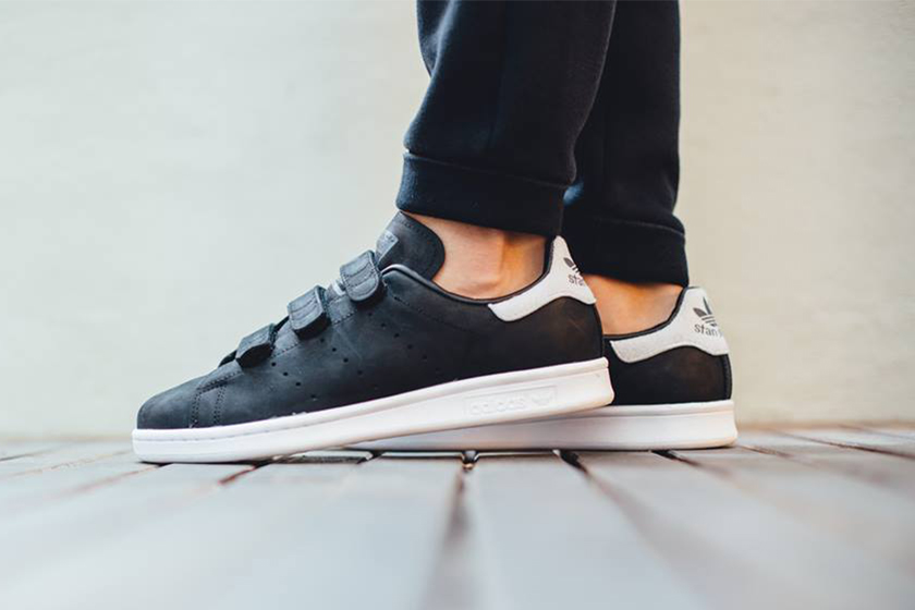 "adidas Originals Stan Smith CF ""Core Black"""