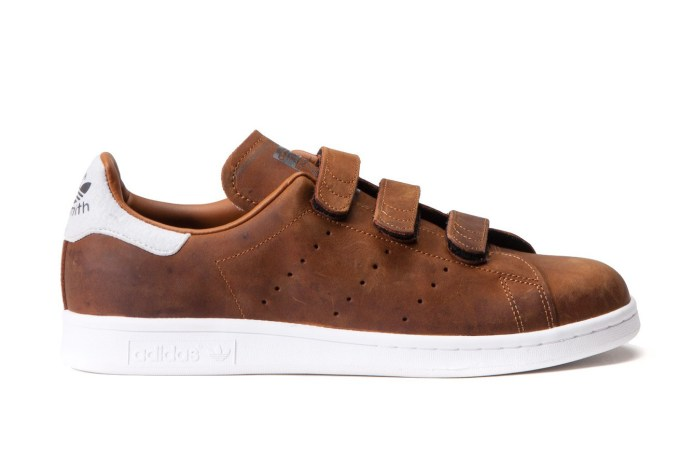 "adidas Originals Stan Smith CF ""Night Brown"""