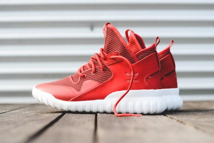 "adidas Originals Tubular X ""Red"""