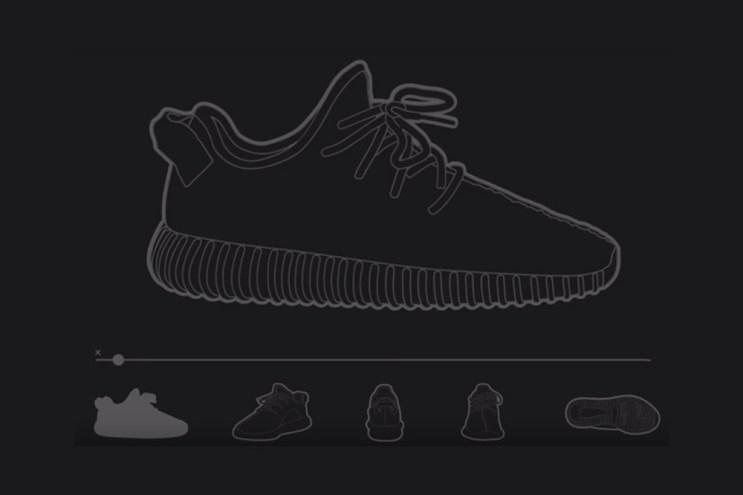 "adidas Originals Yeezy Boost 350 ""Black"" Concept Film"