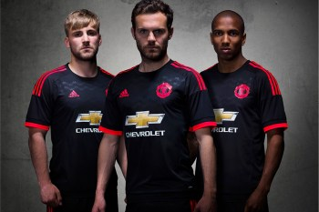 "adidas Unveils ""Spark in the Night"" Third Kits for the 2015/16 Season"