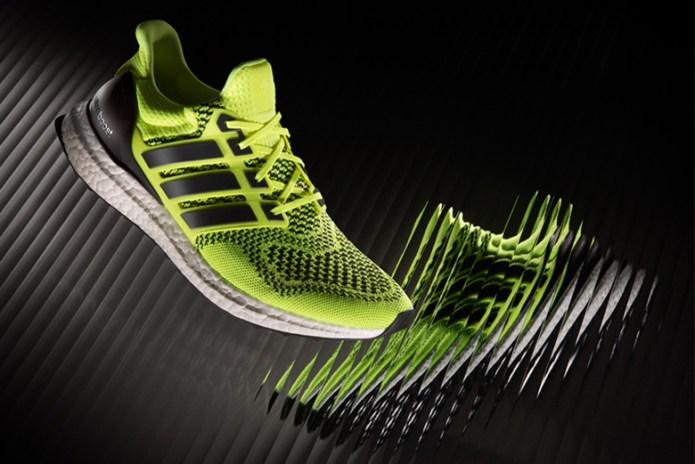 "adidas Ultra Boost ""Solar Yellow"""