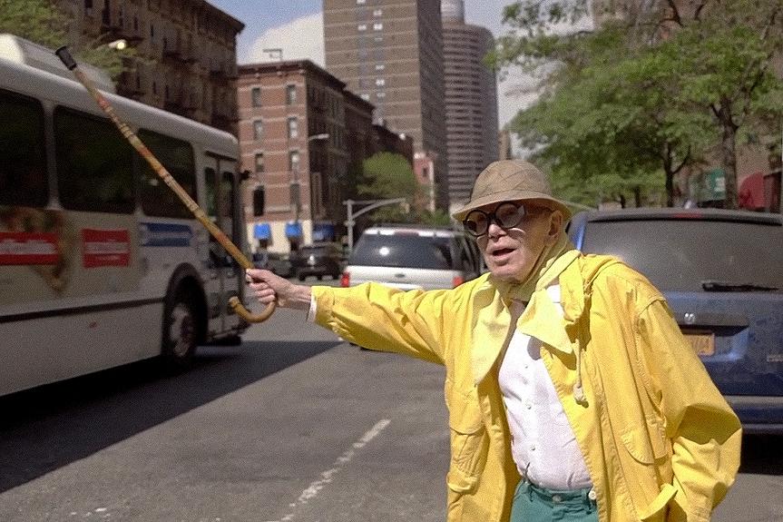 'Advanced Style: Men' Celebrates Dandily Dressed Older Men