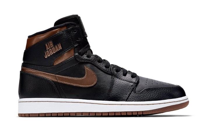 """Air Jordan 1 Retro High Rare Air """"Bronze"""""""