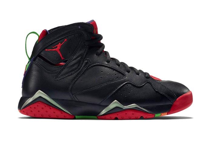 "Air Jordan 7 Retro ""Marvin The Martian"""