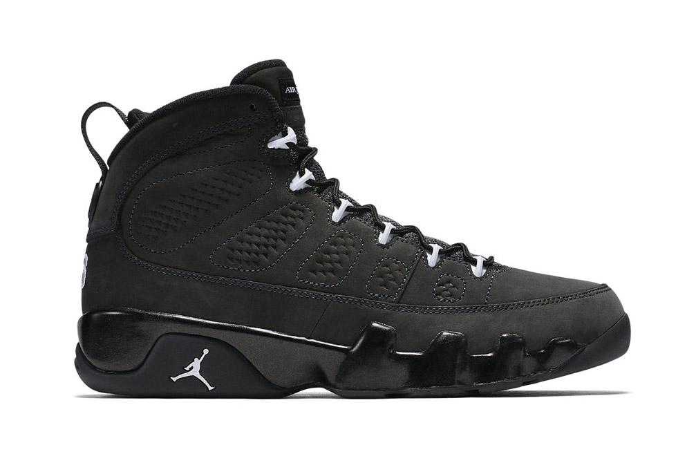 """Air Jordan 9 """"Anthracite"""""""