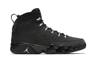 "Air Jordan 9 ""Anthracite"""
