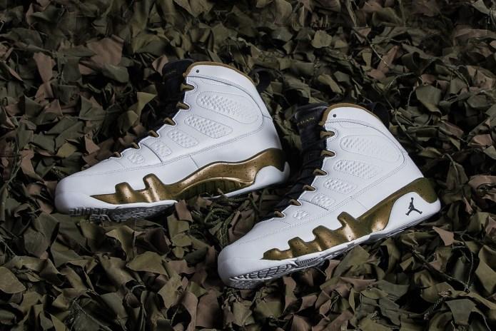 "Air Jordan 9 Retro ""Statue"""