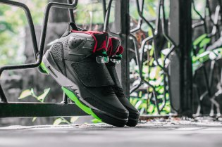 "Air Jordan Son of Mars ""Marvin The Martian"""