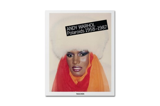 "Andy Warhol ""Polaroids"" Book"