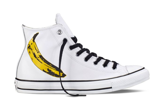 Andy Warhol x Converse 2015 Fall/Winter Chuck Taylor All Star