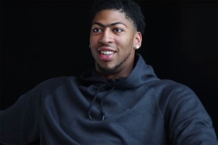 Anthony Davis and Nike's RISE Campaign