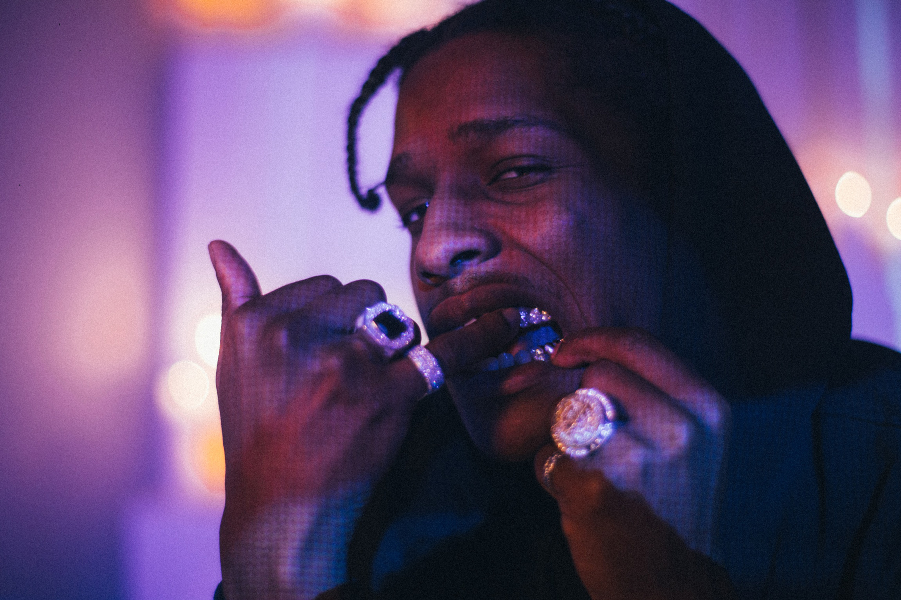 """A$AP Rocky """"Jukebox Joints"""" Music Video"""
