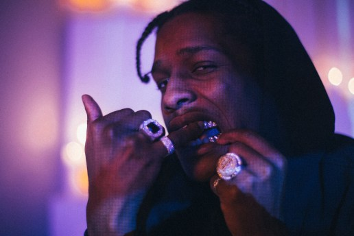 "A$AP Rocky ""Jukebox Joints"" Music Video"