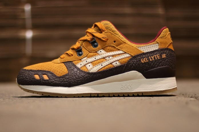 "ASICS 2015 Fall ""Workwear"" Pack"