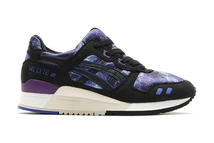 "ASICS GEL-Lyte III ""Galaxy"" Pack"