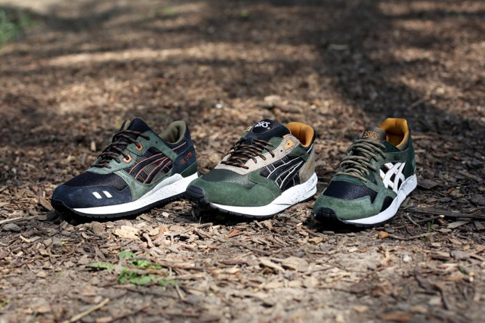 "ASICS 2015 Fall ""Winter Trail"" Pack"