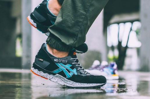 ASICS 2015 Fall/Winter GEL-Lyte V GORE-TEX Pack