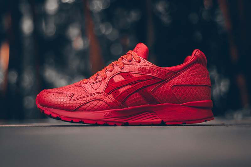 Asics Gel Lyte 5 Red