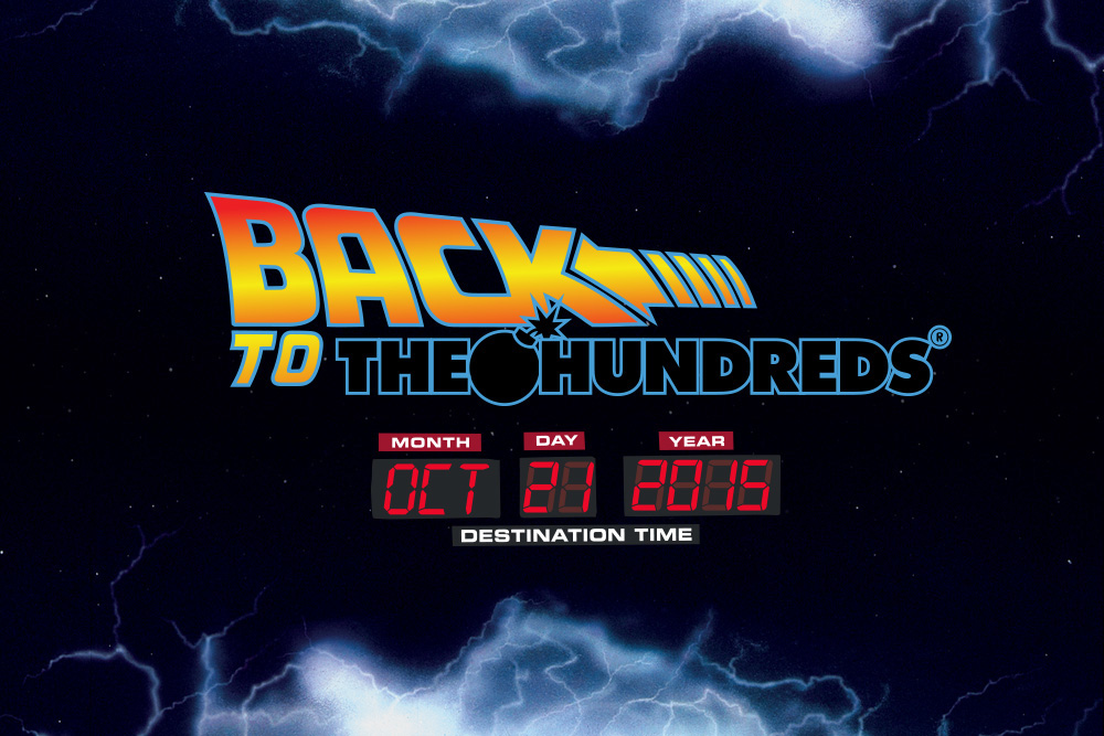 'Back to the Future' x The Hundreds 2015 Fall/Winter Teaser