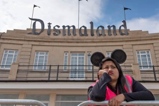 Banksy Opens up About Dismaland and Contemporary Art