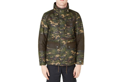 Barbour x White Mountaineering Fall/Winter 2015 Capsule Collection