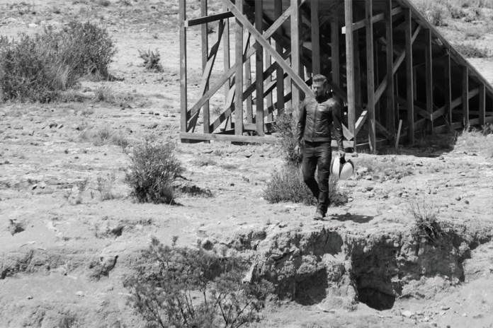 Belstaff 'Outlaws' Short Film Teaser Starring David Beckham