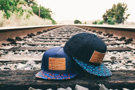 Benny Gold x Hat Club Patchwork Snapback