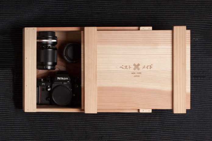 Best Made Co. Japanese Cedar Carpenter's Box