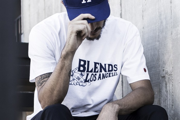 "Blends ""Pantone 294"" Exclusive T-Shirt"
