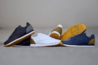 BornxRaised x Reebok Classic Leather Release
