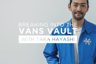 Breaking Into Vans' Vault With Taka Hayashi