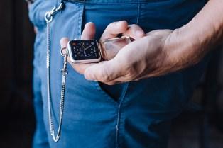 """Bucardo Introduces the Apple Watch """"Pendulum"""" Collection"""