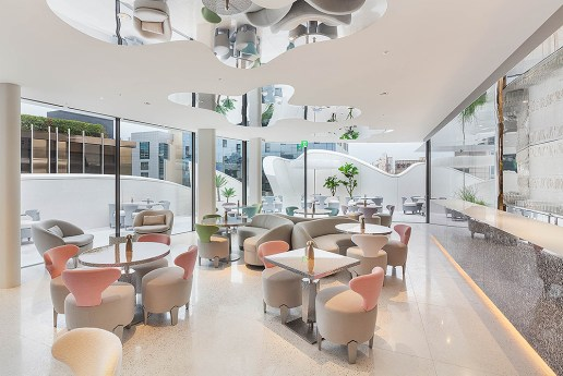 Dior Has Opened a Café in Seoul