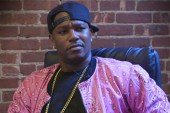 Cam'ron Joins The Nightly Show as HR Manager