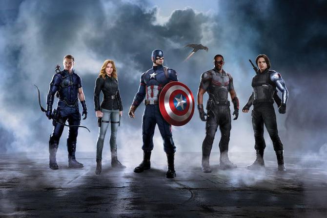 New Concept Art for 'Captain America: Civil War' Draws Battle Lines