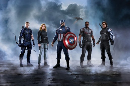 New Concept Art for 'Captain America: Civil War' Draws Battle Lines