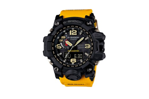 Casio G-SHOCK 2015 MudMaster Collection