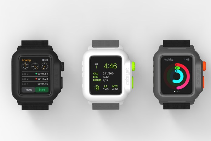 Catalyst Waterproof Apple Watch Case