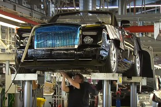 How a Rolls-Royce Is Perfectly Handmade