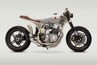 Classified Moto Brings This Honda CB 750 Cafe Racer Back to Life