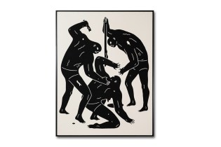 """Cleon Peterson """"Poison"""" @ Library Street Collective"""