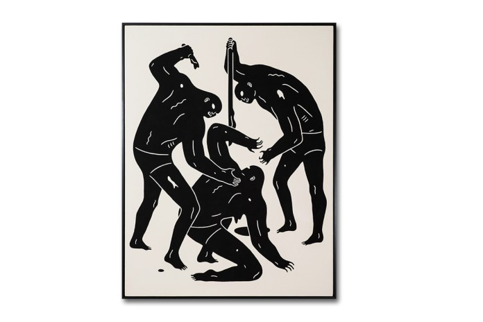 "Cleon Peterson ""Poison"" @ Library Street Collective"