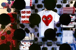 COMME des GARÇONS Opens POCKET Shop in New York City