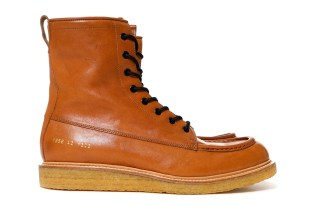 Common Projects 2015 Fall/Winter Mechanic's Boot