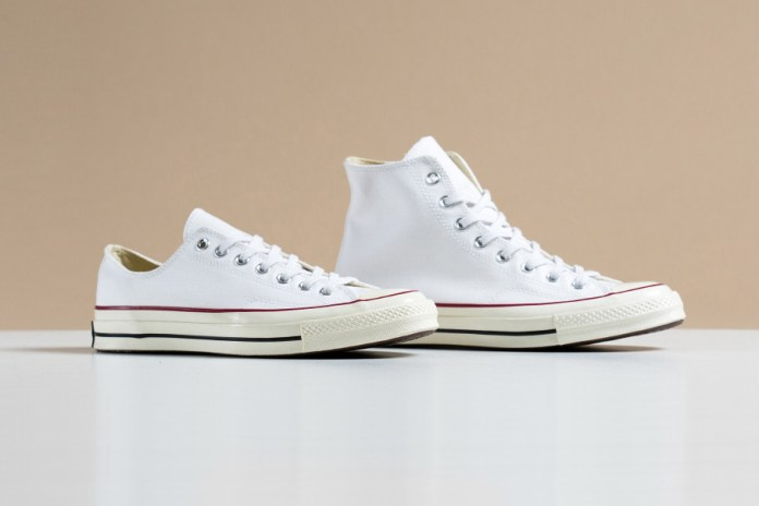 "Converse Chuck Taylor All Star '70 ""Optical White"" Pack"