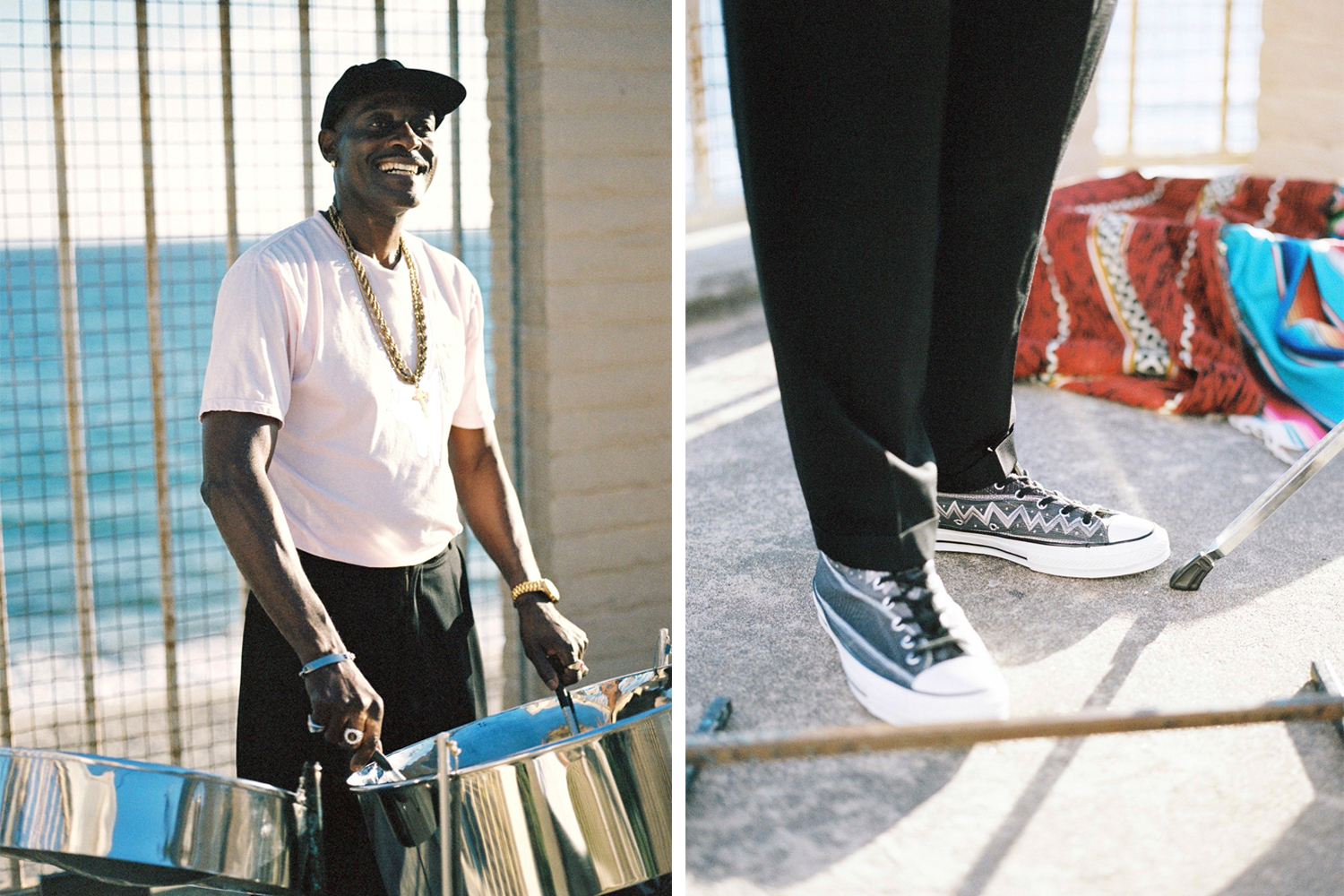 """Stussy x Converse Chuck Taylor All Star '70 """"Stussy 35"""" Collection"""