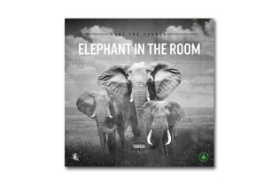 """CyHi The Prynce Takes Shots at Kanye West & G.O.O.D. Music on """"Elephant in the Room"""""""